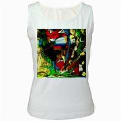 Catalina Island Not So Far 7 Women s White Tank Top by bestdesignintheworld