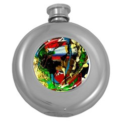 Catalina Island Not So Far 7 Round Hip Flask (5 Oz)