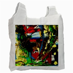 Catalina Island Not So Far 7 Recycle Bag (one Side)