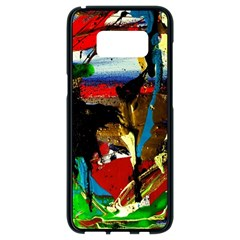 Catalina Island Not So Far 7 Samsung Galaxy S8 Black Seamless Case