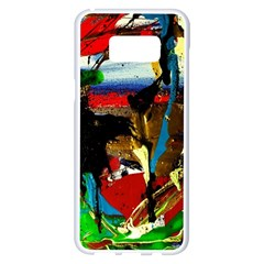 Catalina Island Not So Far 7 Samsung Galaxy S8 Plus White Seamless Case