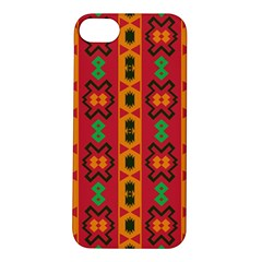 Tribal Shapes In Retro Colors                           Samsung Galaxy Note 3 N9005 Hardshell Case