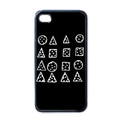 Drawing  Apple Iphone 4 Case (black)
