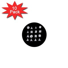 Drawing  1  Mini Magnet (10 Pack)