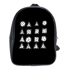 Drawing  School Bag (xl)