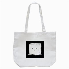 Drawing  Tote Bag (white) by ValentinaDesign