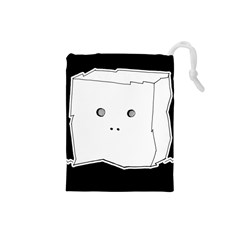 Drawing  Drawstring Pouches (small)