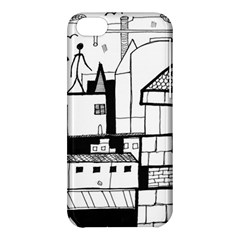 Drawing  Apple Iphone 5c Hardshell Case