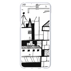 Drawing  Samsung Galaxy S8 Plus White Seamless Case by ValentinaDesign