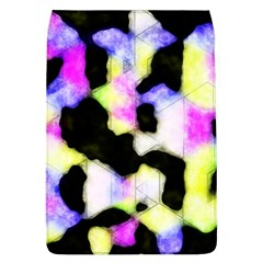 Watercolors Shapes On A Black Background                            Samsung Galaxy Grand Duos I9082 Hardshell Case by LalyLauraFLM