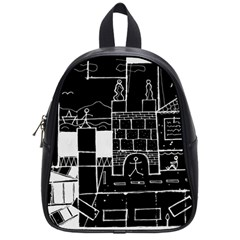Drawing  School Bag (small)