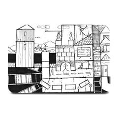 Drawing  Plate Mats