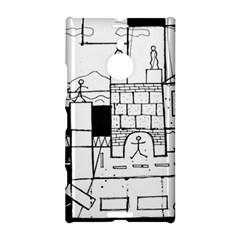 Drawing  Nokia Lumia 1520