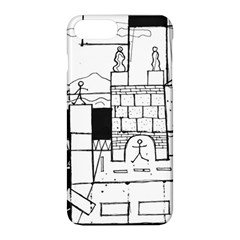 Drawing  Apple Iphone 8 Plus Hardshell Case