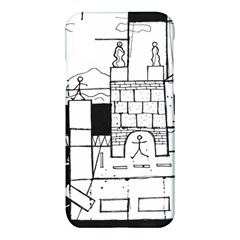 Drawing  Apple Iphone X Hardshell Case