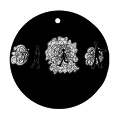 Drawing  Ornament (round)