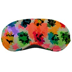 Colorful Spots                                   Sleeping Mask