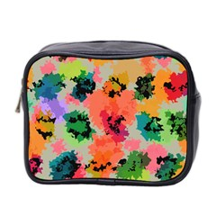 Colorful Spots                                   Mini Toiletries Bag (two Sides)