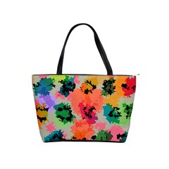 Colorful Spots                                   Classic Shoulder Handbag