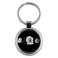 Drawing  Key Chains (round)