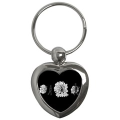 Drawing  Key Chains (heart)