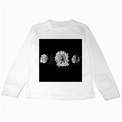 Drawing  Kids Long Sleeve T Shirts