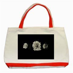 Drawing  Classic Tote Bag (red)