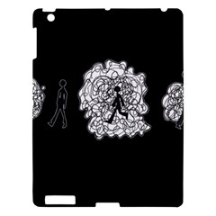 Drawing  Apple Ipad 3/4 Hardshell Case