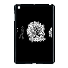 Drawing  Apple Ipad Mini Case (black)