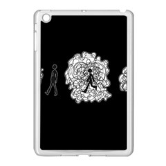 Drawing  Apple Ipad Mini Case (white)