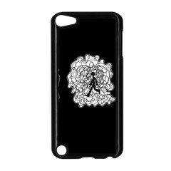Drawing  Apple Ipod Touch 5 Case (black) by ValentinaDesign