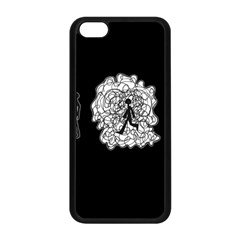 Drawing  Apple Iphone 5c Seamless Case (black)