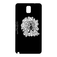 Drawing  Samsung Galaxy Note 3 N9005 Hardshell Back Case