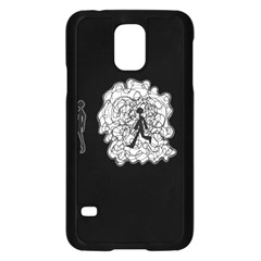 Drawing  Samsung Galaxy S5 Case (black)