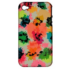 Colorful Spots                             Apple Iphone 3g/3gs Hardshell Case (pc+silicone)