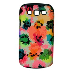 Colorful Spots                             Samsung Galaxy S Ii I9100 Hardshell Case (pc+silicone) by LalyLauraFLM