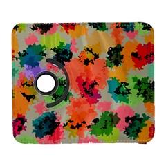 Colorful Spots                             Samsung Galaxy Note Ii Flip 360 Case by LalyLauraFLM