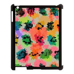 Colorful Spots                             Apple Ipad Mini Hardshell Case (compatible With Smart Cover) by LalyLauraFLM
