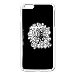 Drawing  Apple Iphone 6 Plus/6s Plus Enamel White Case