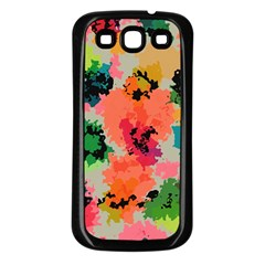 Colorful Spots                             Samsung Galaxy S3 Back Case (white)