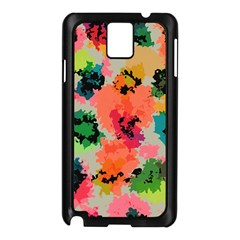 Colorful Spots                             Samsung Galaxy Note 3 N9005 Case (white)