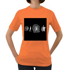 Drawing  Women s Dark T Shirt