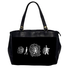 Drawing  Office Handbags (2 Sides)