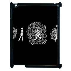 Drawing  Apple Ipad 2 Case (black)