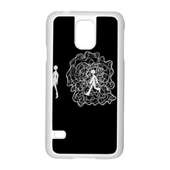 Drawing  Samsung Galaxy S5 Case (white)