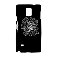 Drawing  Samsung Galaxy Note 4 Hardshell Case