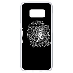 Drawing  Samsung Galaxy S8 White Seamless Case