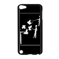 Drawing  Apple Ipod Touch 5 Case (black)