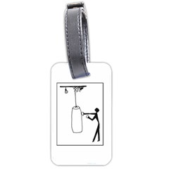 Drawing  Luggage Tags (one Side)