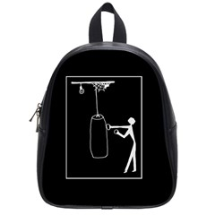 Drawing  School Bag (small) by ValentinaDesign